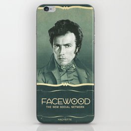 facewood iPhone Skin