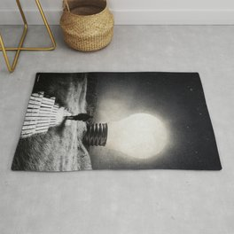 Follow the light ... Rug