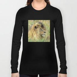 Leo Panthera African lion Long Sleeve T-shirt