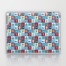 Ahoy There! Laptop & iPad Skin