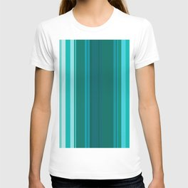 Stripes in colour 13 T-shirt