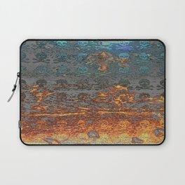 Dead Frost Skulls Laptop Sleeve