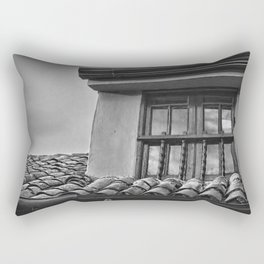 Look Through the Window Rectangular Pillow