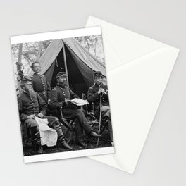 George Sykes and Staff Stationery Cards