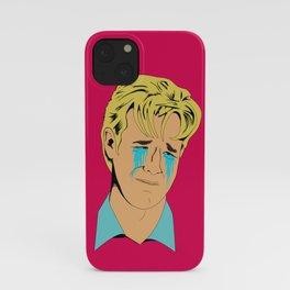 Crying Icon #1 - Dawson Leery iPhone Case