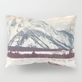 Bison & Tetons Pillow Sham