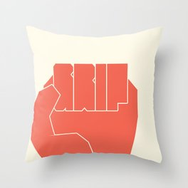 Grip Throw Pillow