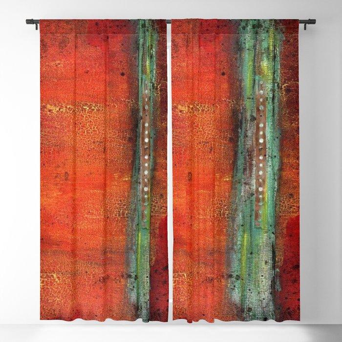Copper Blackout Curtain