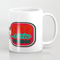 indie Mugs featuring I'm Into Indie by chobopop