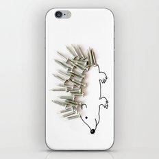Nail Hedgehog iPhone & iPod Skin
