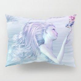 Spring in winter Pillow Sham