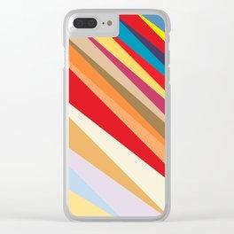 Bifröst 213 Clear iPhone Case