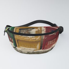 Early Winter Snow Fanny Pack
