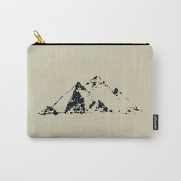 Splaaash Series - Pyramids Ink Carry-All Pouch