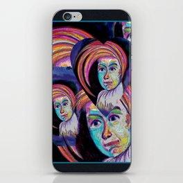 CARNAVAL MIX iPhone Skin