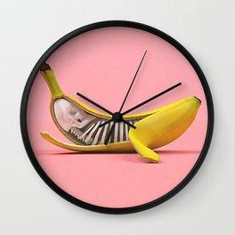 Dead Banana Wall Clock