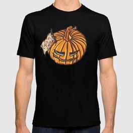 trick or treat? - pattern T-shirt