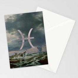 Fine Zodiac / Pisces Stationery Cards