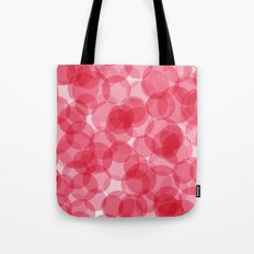 Celebrate with pink! Tote Bag