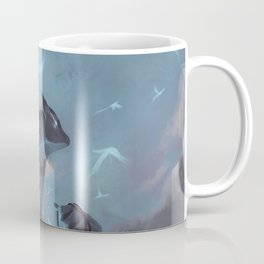The Dreamteller of the Departed Coffee Mug