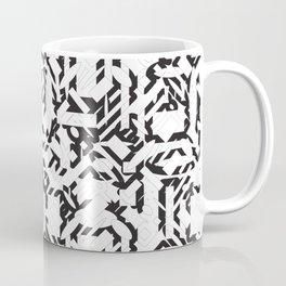 A Mazing Pattern Coffee Mug
