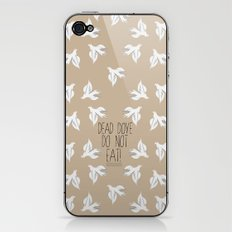 Arrested Development : Dead Dove Do Not Eat! iPhone & iPod Skin