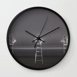 """""""Charmaine Olivia"""" Wall Clock"""