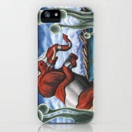 Loxodonta Percula iPhone Case