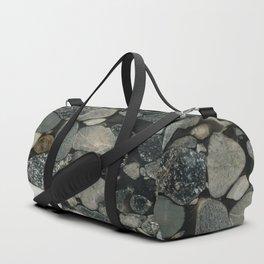 Marble Pebbles Duffle Bag