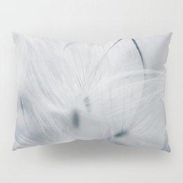 Milkweed abstract Pillow Sham
