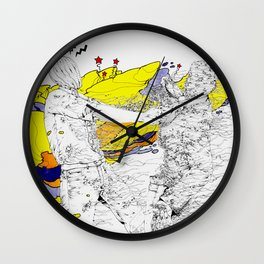 Maximum Infection Wall Clock