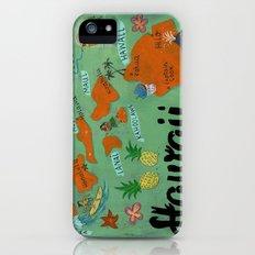HAWAII iPhone (5, 5s) Slim Case