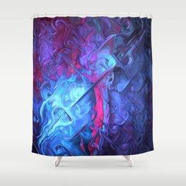 Gnarls Shower Curtain