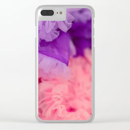 Tulle Clear iPhone Case