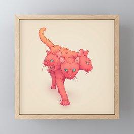 CHARBERUS Framed Mini Art Print