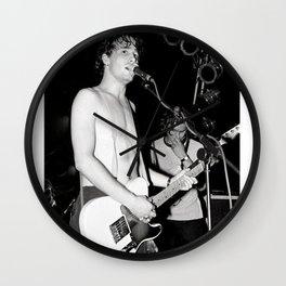 Jeff Buckley - music poster print Wall Clock