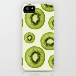 Kiwi Fiesta iPhone Case