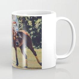 Chestnut Polo Pony Coffee Mug