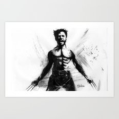 The Immortal. Art Print
