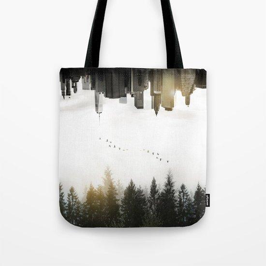 Duality Tote Bag