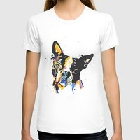 boston terrier T-shirts featuring boston terrier by Smolder Design
