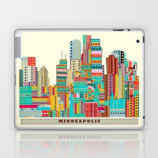 Minneapolis city  Laptop & iPad Skin