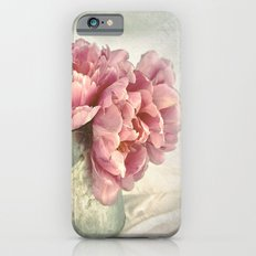 pink tulips iPhone 6s Slim Case