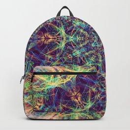 Neon Mandala II Backpack