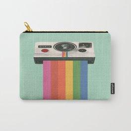 Insta Camera Illustraton Carry-All Pouch