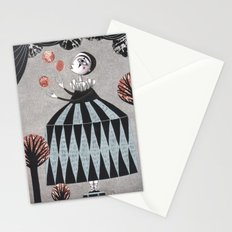 The Juggler's Hour Stationery Cards