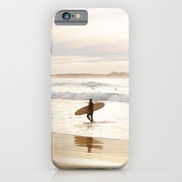 Surfing Peniche iPhone Case