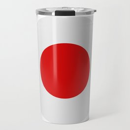 japan flag Travel Mug
