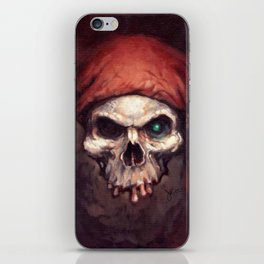 Pirate Skull iPhone Skin