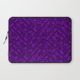Control Your Game - Tradewinds Purple Laptop Sleeve